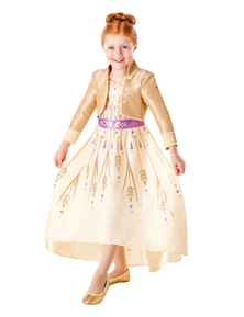 Rubies Anna Frozen 2 Prologue Childrens Costume