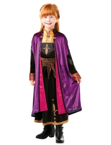 Rubies Anna Frozen 2 Deluxe Childrens Costume