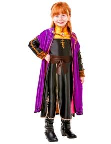 Rubies Anna Frozen 2 Premium Childrens Costume