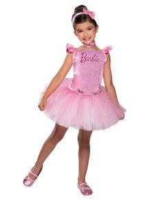 Rubies Barbie Ballerina Childrens Costume