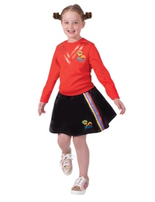 Rubies Wiggles 30th Anniversary Skirt Toddler Childrens Costume