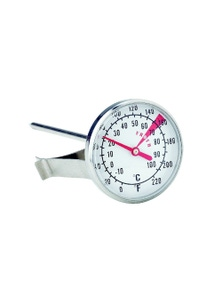 Cuisena Milk Thermometer - 44mm Dial