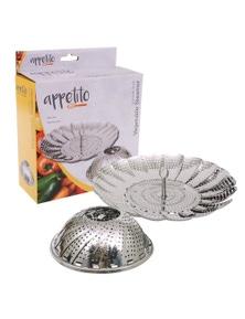 Appetito 28Cm Vegetable Steamer - Stainless Steel