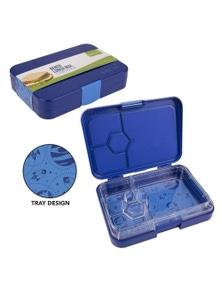 Sachi Bento Lunch Box 4 Compartment - Pirate Bay