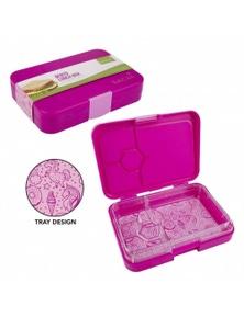 Sachi Bento Lunch Box 4 Compartment - Unicorns