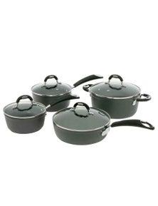 Stanley Rogers Heritage Advanced 4 Piece Cookware Set