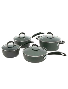Stanley Rogers Heritage Advanced 4 Piece Cookware Set