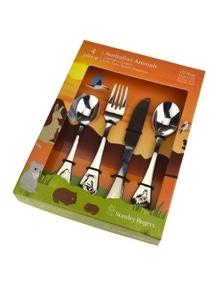 Stanley Rogers Children's Cutlery Set - Australian Animals