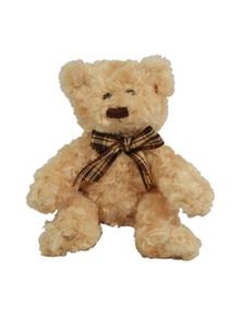 16cm Scruffy Bear Plush