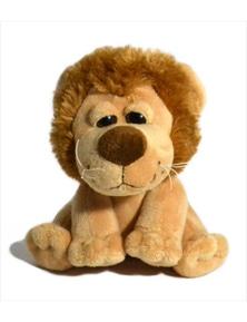 18cm Sitting Wild Animal - Lion
