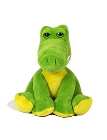 18cm Sitting Farm Animal - Crocodile