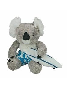 16cm Surfing Koala Plush