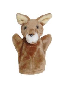 25cm Hand Puppet - Kangaroo