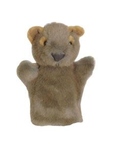25cm Hand Puppet - Wombat