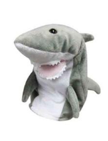 25cm Hand Puppet - Gry Nurse Shark