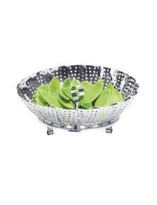 Avanti S/S Steamer Basket Foldable 24cm