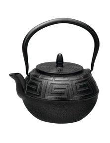 Avanti 1.2L Majestic Teapot - Black