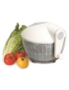 Avanti Salad Spinner Push Button Brake