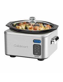 Cuisinart Psc-650A Slow Cooker Programmable 6Lt