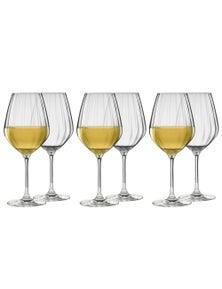 Ecology 6Pc Twill White Wine 430Ml