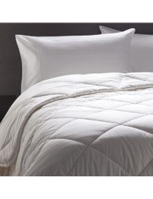 Benson Australian Made Wool Quilt Japara Cotton Cover - 500gsm