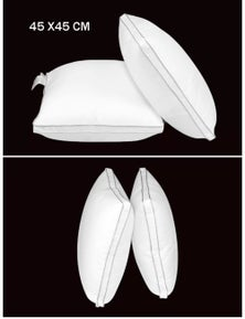 Benson Cushion Insert White Goose