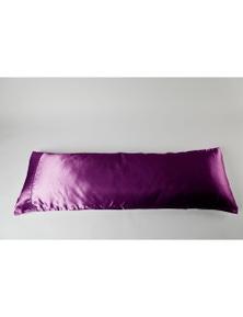 Envy Silky Satin Body Pillowcase