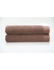 Benson Twin Pack Air Twist Bath Towel 580gsm