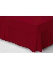 Benson 1000+ Pure Cotton Sateen Valance Bed Skirt