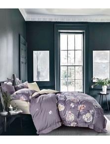 Benson Luxury Printed Pure Cotton Quilt Cover Set-Dream