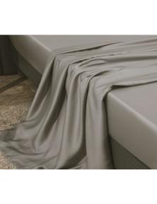 Benson 1000TC Egyptian Cotton Sateen Flat Sheet