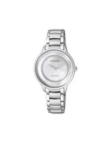 Citizen Eco-Drive Women's 30mm EM0380-57D Stainless Steel Watch