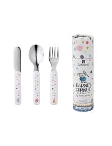 Ashdene Childrens Cutlery Set 3 Piece - Barney Gumnut