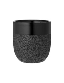 Ladelle Cafe Tumbler - Textured Black
