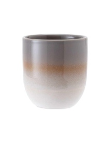 Ladelle Cafe Tumbler - Ombre Grey