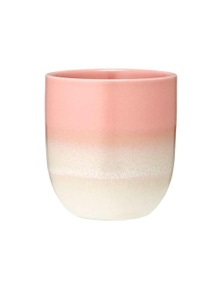 Ladelle Cafe Tumbler - Ombre Pink