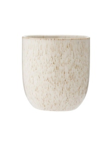 Ladelle Cafe Tumbler - White Sand