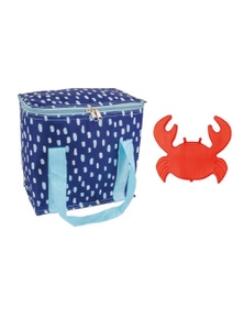 Porta 7L Cooler Bag and Ice Block Set Seaside