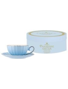 Ashdene Parisienne Amour Cup & Saucer