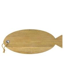 Maxwell & Williams Reef 48Cm Fish Shaped Mango Wood Serving Board