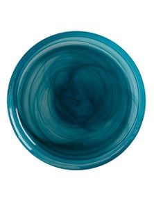 Maxwell & Williams Marblesque 18.5Cm Plate - Teal