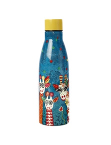 Maxwell & Williams Love Hearts 500Ml Insulated Bottle - Mr Gee Family