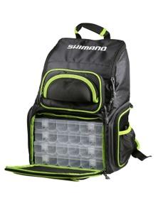 Shimano Soft Backpack and Tackle Box