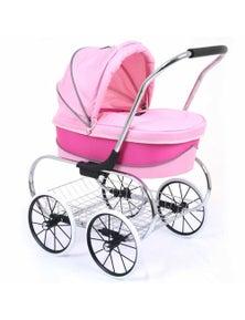 Valco Baby Princess Doll Stroller Pink