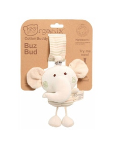 123Grow Grow Organix Cotton Buddy Buz Bud