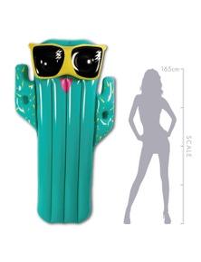 Good Vibes Party Cactus Air Mattress