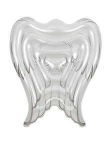 Good Vibes White Wings Of An Angel Air Bed