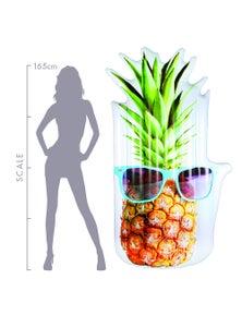 Good Vibes Kool Fruitz Pineapple Inflatable Floater