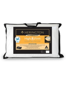 Jaspa Herington Low Allergy High & Firm Gusseted Pillow