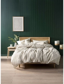 Linenhouse Nimes Bed Quilt Cover Set